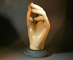 Wooden Articulated Display Hand Mannequin