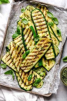 Side Dishes Easy, Side Dish Recipes, New Recipes, Dinner Recipes, Cooking Recipes, Healthy Recipes, Party Recipes, Grilled Zucchini Recipes, Vegetable Recipes
