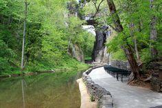 Natural Bridge, Rockbridge County, Virginia