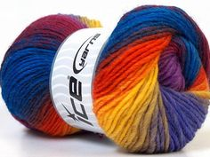 Magic Pure Wool yarn 100 wool knit yarn Luxury by specialyarnshop, $11.50