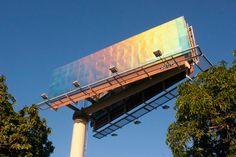 Agustina Woodgate, The Billboard Project 2011 // LocustProjects.org