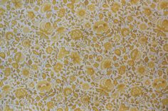 1970's Vintage Wallpaper Retro Small Floral by kitschykoocollage, $12.00