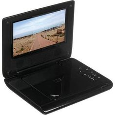 Audiovox D705 7-inch Portable DVD Player by Audiovox. $59.00. Need to entertain the kids in a flash? The D705 is a small footprint PDVD that can virtually fit into any medium to large size bag giving the ability to pull-it out when you need to entertain your little ones anywhere, anytime!