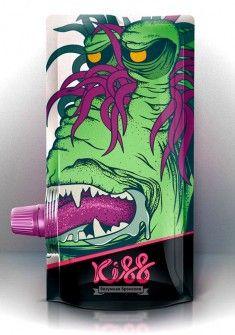 El Packaging con Mejor Diseño - Bebidas energéticas