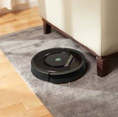#iRobot #Roomba 880 – $745 / The iRobot Roomba 880 is a revolutionary automated cleaning system that uses AeroForce Extractors. http://thegadgetflow.com/portfolio/irobot-roomba-880/