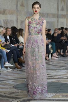 Giambatista Valli | Dress | Fall/Winter 2017-18 | Italian | Haute Couture