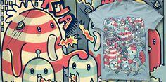 http://wertee.com/2013/01/graffiti-art-t-shirt-designs/ |Pinned from PinTo for iPad|