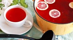 Miraculous Thyroid Boosting Drink, don't know if it is a thyroid booster or not, but sounds good.