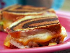 Best Grilled Cheese Ever recipe from Ree Drummond via Food Network