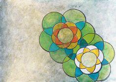 """""""Verão"""" (Summer)  Acrylic on paper, 29 x 20 cm, 2012  Brazilian artist Quim Alcantara  http://quim.com.br/verao"""