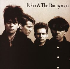 "Released 25 years ago today: Echo and the Bunnymen's self-titled fifth studio album, featuring the singles ""The Game,"" ""Lips Like Sugar"" and ""Bedbugs and Ballyhoo."""