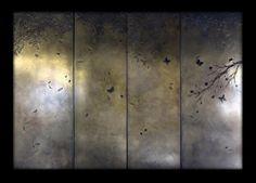 Naturescape Artwork Doors