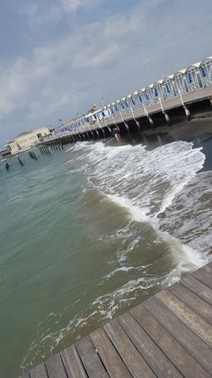 Ostia Beach - La Vecchia Pineta - August 215 (picture taken by Laura Tolomei) August 24, Sea Waves, Some Pictures, Cuba, Rome, Beach, Places, Water, Travel