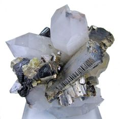 """Arsenopryte-Quartz"" Rocas, minerales y piedras."
