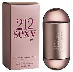 Perfume 212 Feminino da Carolina Herrera – Deixe os Homens Malucos