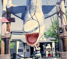 24 Universal Studios Ride and Insiders Secrets {printables} - Tip Junkie...JAWS!!!