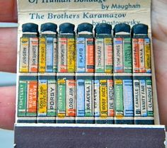 RANDOM HOUSE BOOKS #Feature #MATCHBOOK To order your business' own branded #matchbooks or #matchboxes GoTo: www.GetMatches.com or CALL 800.605.7331 Today!