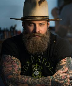 Various men go for Viking Beard Styles, which is considered as the most unique and stylish beard look. There are several kinds of Viking Beard Styles from w Viking Beard Styles, Beard Styles For Men, Hair And Beard Styles, Josh Mario John, Great Beards, Awesome Beards, Barba Grande, Stylish Beards, Photography