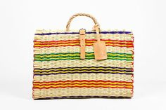 Handmade Portuguese Basket. Number 4. by ToinoAbel on Etsy