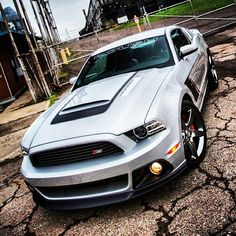Sweet 2013 ROUSH Mustang