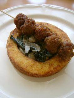 Reformkori konyha: Pulykagombócok toulousi raguval Toulouse, Baked Potato, Potatoes, Baking, Ethnic Recipes, Food, Potato, Bakken, Essen