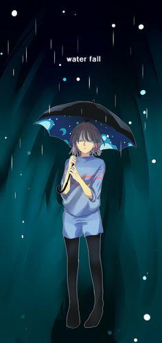 워터폴 우산 갖고싶어~~~~~ ^~^