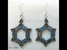 Tile Earrings - YouTube