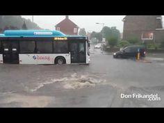 Noodweer in Nederland: Arnhem