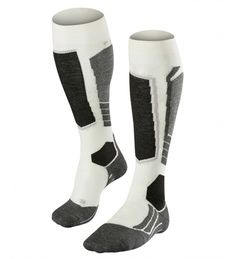 Merino Wool blend SK2 Ski Socks for the advanced skier. Superior comfort and control, excellent thermoregulation and patented anatomical fit.