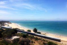 Mossel Bay Santos Express Train Lodge Highlights, Garden Route, Roadtrip, Lodges, South Africa, Train, Beach, Outdoor, Santos