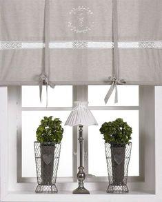 Rollo Raffrollo Roll Gardine*100x90*Heart*Shabby Chic*Landhaus*Vintage*NEU  (Diy Curtains Kitchen) | Shabby Chic Kitchen | Pinterest | Diy Curtains, ...