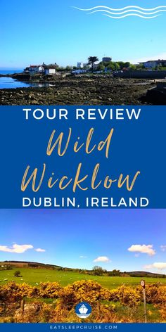 If you are planning to visit Dublin, Ireland on a cruise vacation or a bucket list vacation, there are many things to do in the city, but when you're ready to see the Irish countryside, consider one of the many day trips from the city. Here is our review of the 9-hour Wild Wicklow Tours, & all the wonderful sites that were included on the tour. From the Wicklow Mountains to Glendalough just to name a few. It's a great opportunity to see the country through the eye of a local. Check it out no Bermuda Vacations, Bahamas Vacation, Cruise Vacation, Cruise Excursions, Cruise Destinations, Cruise Ship Reviews, Visit Dublin, Cruise Europe, Dublin Ireland