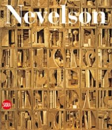 """Celant Germano, """"Louise Nevelson"""", 2011"""