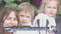 2 local children awarded $1.1 million after county social workers removed them from home - 10News.com KGTV ABC10 San Diego