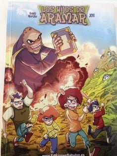 Los Hijos de Aramar / Ed Ediciones Babylon. A los más peques les encanta!