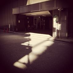 building tokyo light parking street shade statigram