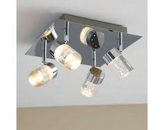 Přisazené bodové svítidlo LED  WO 9806.04.01.0000, stropní svítidlo #spotlight #ceiling #led #osvetleni #interier #wofiaction