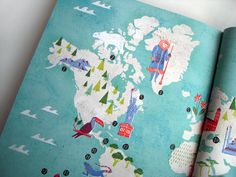 A Map of the World : Masako Kubo
