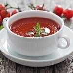Verse tomatensoep Pudding, Desserts, Food, Ms, Recipes, Tomatoes, Tailgate Desserts, Deserts, Puddings