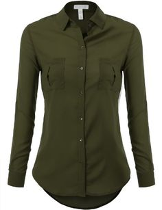 Cheap Button Down Shirts for Womens Shirt MEDIUM OLIVE J.TOMSON http://www.amazon.com/dp/B00JX37TEA/ref=cm_sw_r_pi_dp_ZHwMtb1AFAZW6NE7