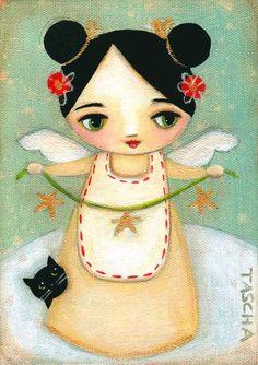 tascha dolls art - Buscar con Google