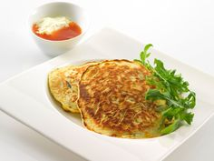 Zucchini and Corn Fritters - Sunny Queen Farms