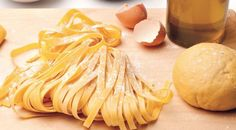 Come fare la pasta all'uovo | Alice.tv