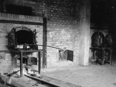 The crematorium at Ravensbrück.