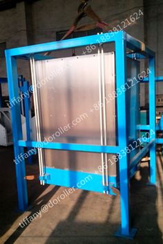 This plansifter is driven by a motor which installed underside of the main frame and counter-balanced by a counterweight. There are single section type, double sections and 4 sections type in this machine series.