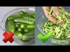 Bleskové uhorkové delikatesy: Fantastické tipy z uhoriek, ktoré zaberú minimum času! Yams, Vegetable Recipes, Slow Cooker Recipes, Pickles, Asparagus, Cucumber, Salads, Food And Drink, Healthy Eating
