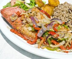 Escovitch Fish - Tropical Sun - Authentic Caribbean Food