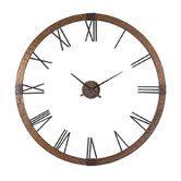 "Found it at Wayfair - Oversized 60"" Wall Clock"
