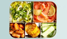 Yes Recipes: Search results for Essenszubereitung Food Trends, Bento Box, Zucchini, Meal Prep, Prepping, Healthy Recipes, Meals, Vegetables, Html