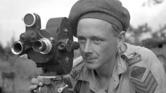 Fighting the Second World War with their cameras Q&A with historian Dan Conlin, author of War Through the Lens: The Canadian Army Film and Photo Unit 1941-1945